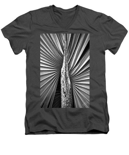 The Second Half Men's V-Neck T-Shirt
