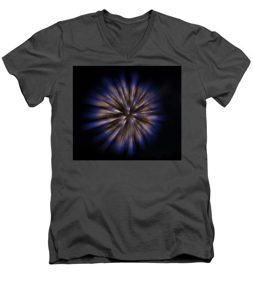 The Seed Of A New Idea Men's V-Neck T-Shirt