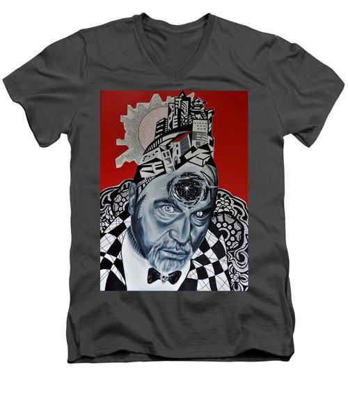 The Seer Men's V-Neck T-Shirt