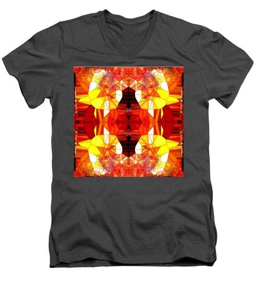 The Seventh Something Men's V-Neck T-Shirt