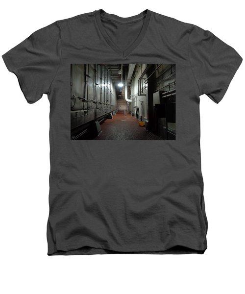 The Show Is Over Pt. II Men's V-Neck T-Shirt