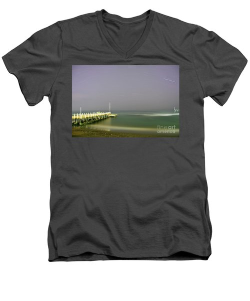 The Soul Of Interstellar Men's V-Neck T-Shirt