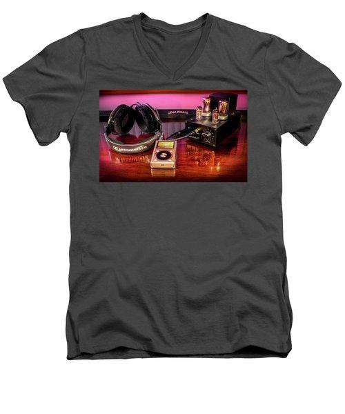 The Sound Of Music Men's V-Neck T-Shirt