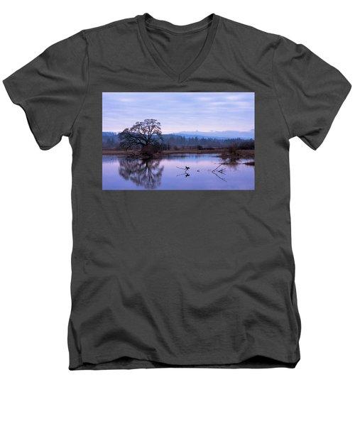 The Spread Men's V-Neck T-Shirt