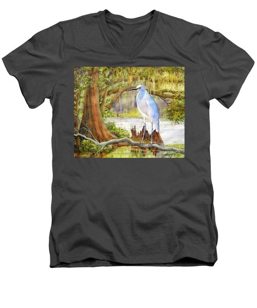 The Stalker Men's V-Neck T-Shirt