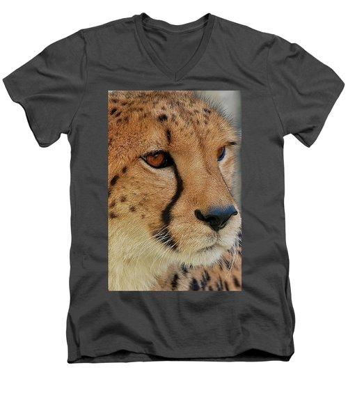 The Stare Men's V-Neck T-Shirt