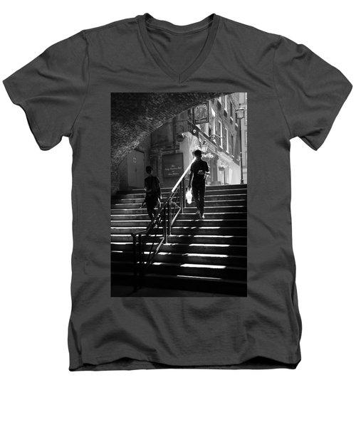 The Sunbeam Trilogy - Part 1 Men's V-Neck T-Shirt