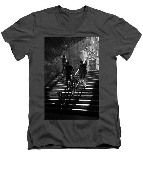 The Sunbeam Trilogy - Part 2 Men's V-Neck T-Shirt