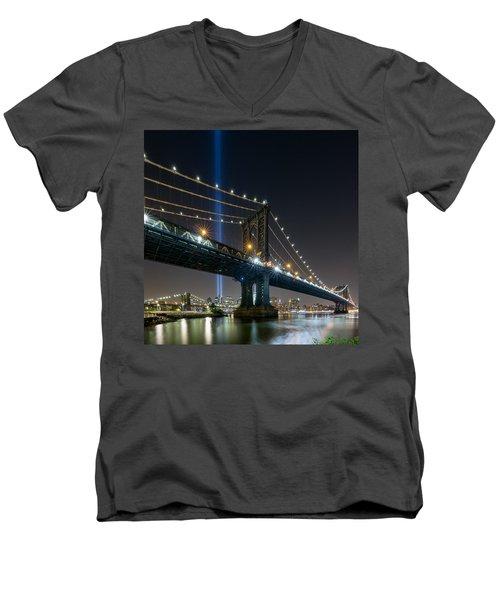 The Test  Men's V-Neck T-Shirt