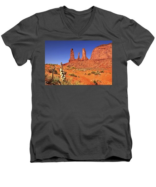 The Three Sisters Men's V-Neck T-Shirt