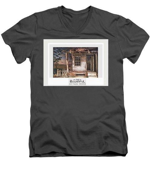 the Trip To Bountiful Men's V-Neck T-Shirt