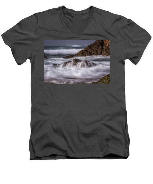 The Unveil Men's V-Neck T-Shirt
