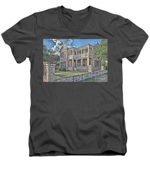 Van Der Stuken House Men's V-Neck T-Shirt