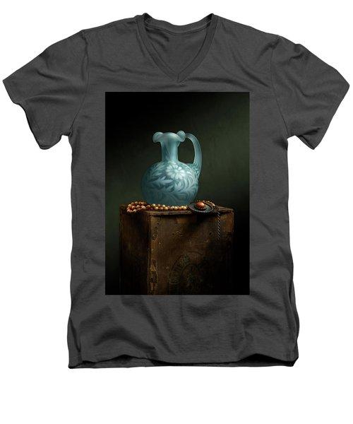 The Vase Men's V-Neck T-Shirt