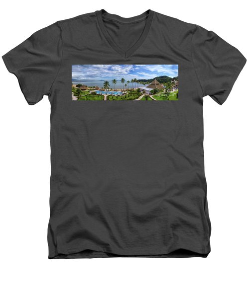 The View From Room 566 Men's V-Neck T-Shirt