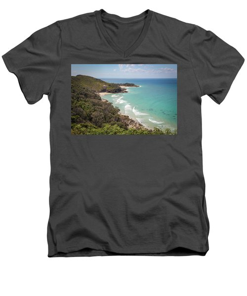 The View From The Cape Men's V-Neck T-Shirt