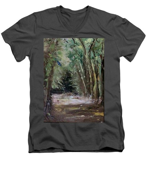 The Walk Men's V-Neck T-Shirt