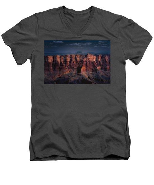 The Wall Men's V-Neck T-Shirt