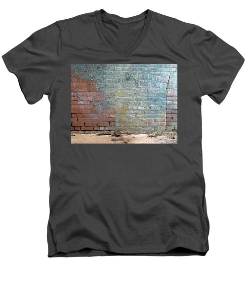 The Wall Men's V-Neck T-Shirt