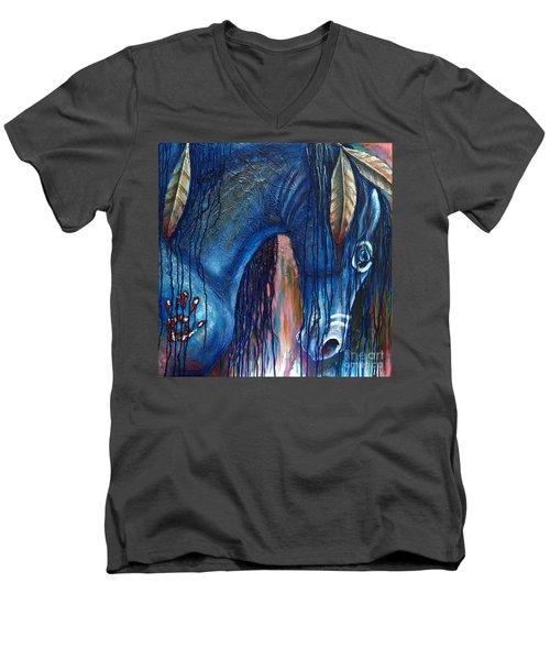 The War Within Men's V-Neck T-Shirt