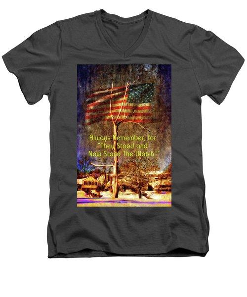 The Watch Men's V-Neck T-Shirt