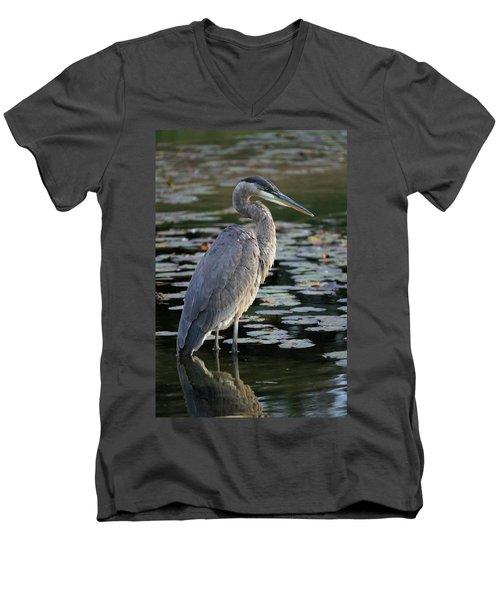 The Watcher Men's V-Neck T-Shirt