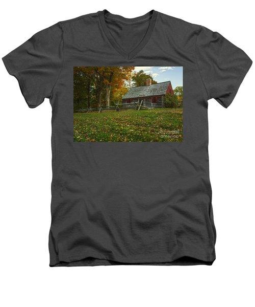 The Wick House Men's V-Neck T-Shirt