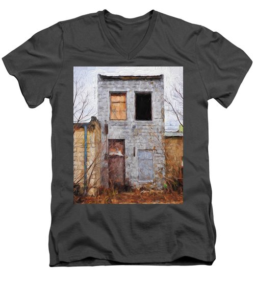 The Wink Men's V-Neck T-Shirt