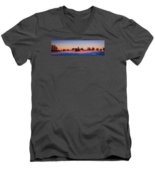 The Wrong Season Men's V-Neck T-Shirt