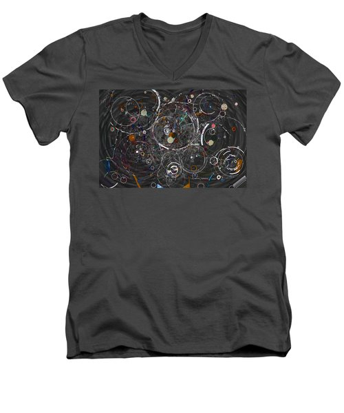 Theories Of Everything Men's V-Neck T-Shirt
