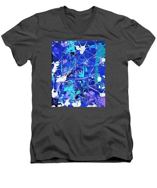 Thin Ice Men's V-Neck T-Shirt