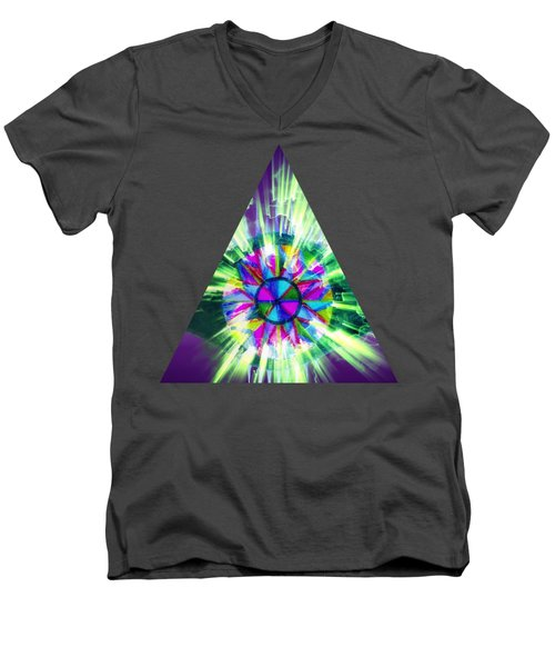 Third Eye Opening Men's V-Neck T-Shirt