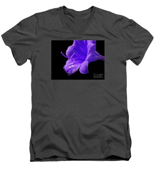 Thirst For Life Men's V-Neck T-Shirt