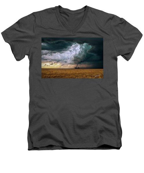This Ain't Kansas Men's V-Neck T-Shirt
