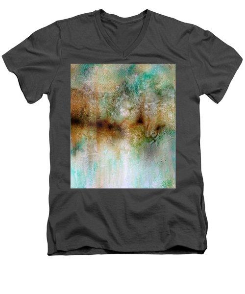 This Mystery Men's V-Neck T-Shirt