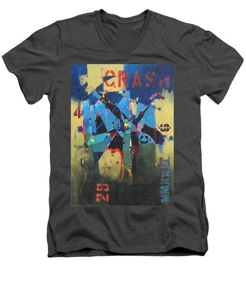 Tragedy Men's V-Neck T-Shirt