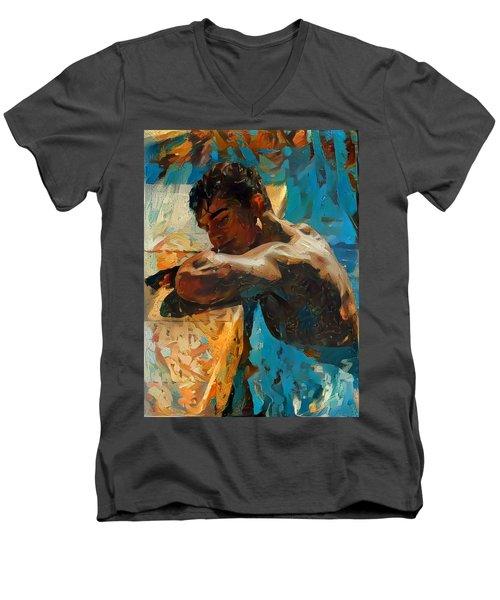 Thom Men's V-Neck T-Shirt