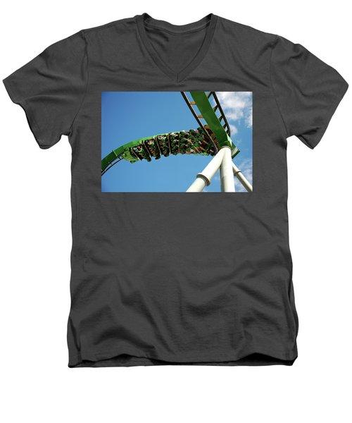 Thrill Ride Men's V-Neck T-Shirt