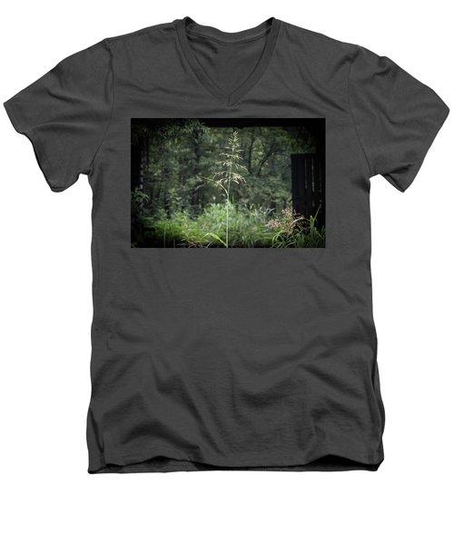 Through The Barn Men's V-Neck T-Shirt