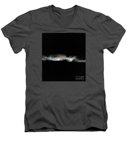 Through The Kaleidoscope Men's V-Neck T-Shirt