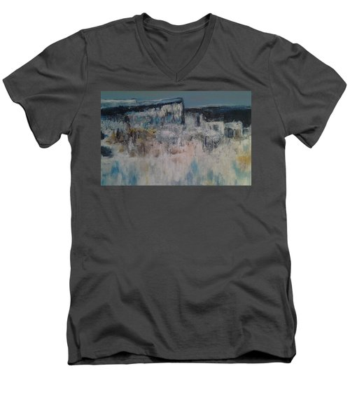 Through The Valley Men's V-Neck T-Shirt