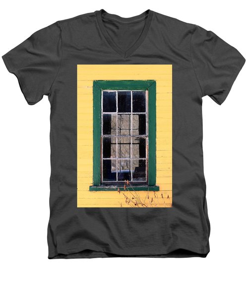 Through The Windows Men's V-Neck T-Shirt