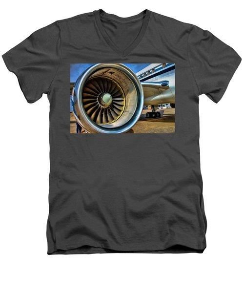 Thrust Men's V-Neck T-Shirt
