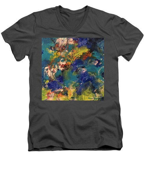 Tidal Wave Men's V-Neck T-Shirt