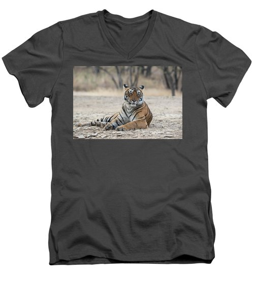 Tigress Arrowhead Men's V-Neck T-Shirt