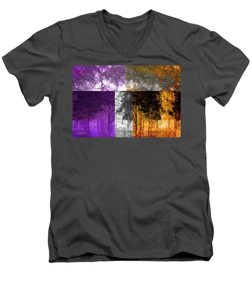 Time Of The Season Men's V-Neck T-Shirt