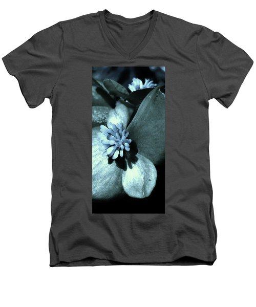 Calm And Cool Men's V-Neck T-Shirt