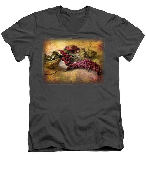 Timeworn Men's V-Neck T-Shirt