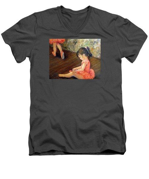 Tiny Dancer Men's V-Neck T-Shirt