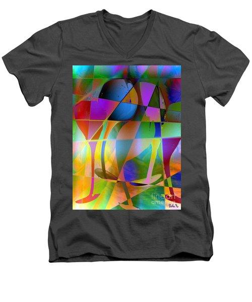 Tipsy Men's V-Neck T-Shirt